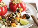 Ananas & Curry Quinoa Salat © Daniela & Michael Becker | flowers on my plate