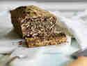 Paleo Brot mit Haselnüssen