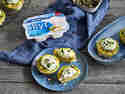 Frittata-Cupcakes mit Skyr Käse-Minis