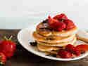 Sauerteig Pancakes © Daniela & Michael Becker | flowers on my plate