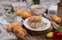 Joghurt Weckerln mit Topfen-Gemüseaufstrich © Catrin Neumayer | Cooking Catrin