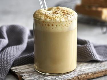 Protein Pumpkin Spice Latte von Antonia Elena