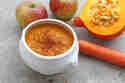 Fruchtige, gebackene Kürbissuppe © Hannah Frey | Projekt: Gesund leben