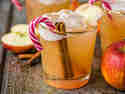 Cold Apple Punch © Foodistas