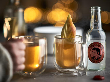 Hot & Spicy Punch mit Thomas Henry Spicy Ginger