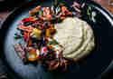 Ofengemüse mit Rotwein und Selleriepüree © Janine Hegendorf | Nuts and Blueberries