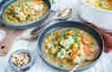 Veganer Kartoffeleintopf mit Erdnuss © Sascha & Torsten Wett | Die Jungs