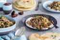 Israelischer Salat mit Datteln und Nüssen Sascha & Torsten Wett | Die Jungs
