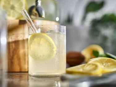 Zitronenlimonade selber machen