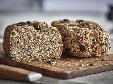 Keto-Brot selber machen