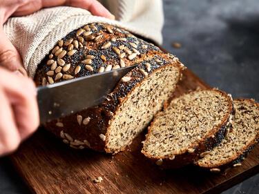 Brot ohne Kohlenhydrate