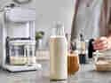 Hafermilch selber machen mit dem Pflanzenmilchbereiter