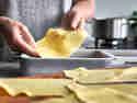 Lasagneplatten selber machen für zu Hause