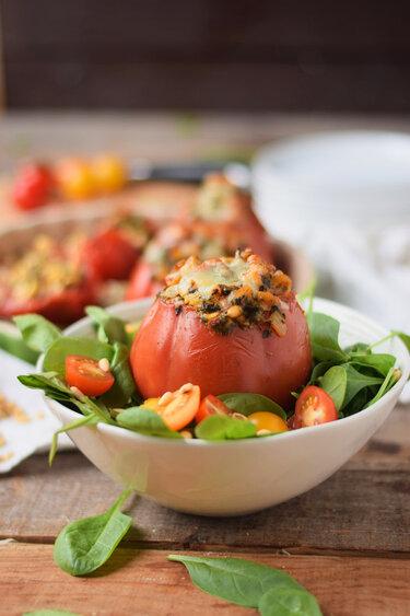 Sommersalate_Ofentomaten-Pasta-Salat_DasKnusperstuebchen