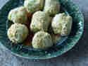 Zucchini-Lachs-Klöschen