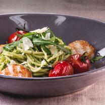Spaghetti_Rucola_Jakobsmuscheln_featured