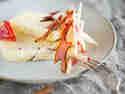 Weihnachtsmenü-Dessert - Apfel Zimtparfait_mag