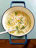 Kukuruzsuppe