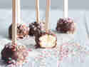 Cheesecake Cake Pops