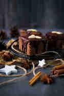 Lebkuchen in Kuchenform © Sia's Soulfood