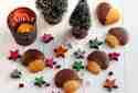 Mini-Honig-Lebkuchen © Die Feinschmeckerin