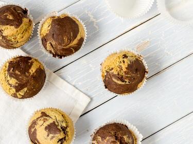 Rezept muffin glutenfrei vegan