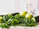 Gemüse für grüne Smoothies