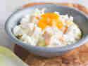 Knackiger Chicorée-Mandarinen-Salat