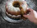 Erdnussbutter-Marmorkuchen