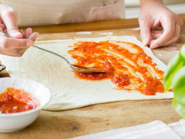 Original Italienischer Pizzateig