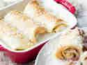 Pfannkuchen aus dem Aostatal – Crespelle alla Valdostana
