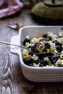 Kartoffel-Rosenkohl-Auflauf © Foodlikers