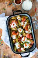 Ofenkartoffelsalat © trickytine