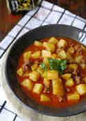Ungarisches Kartoffelgulasch © Experimente aus meiner Küche