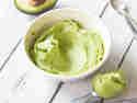 Avocado Eiscreme