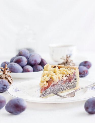 Zwetschgen-Mohn-Kuchen © Maras Wunderland