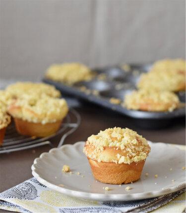 Streuselkuchenmuffins © Kleines Kulinarium