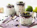 Energie zum Löffeln! Chia-Pudding