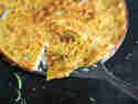 Italienischer Kichererbsenfladen: Farinata di ceci