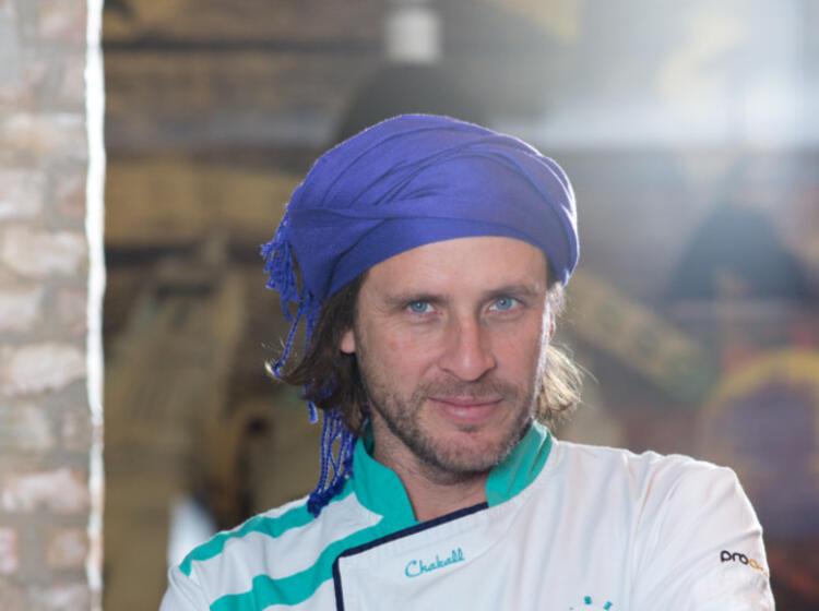 Chakall ein koch erobert die welt for Koch chakall