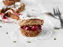 Schwarz, weiß, rot: Schwarzwälder-Kirsch-Cupcakes