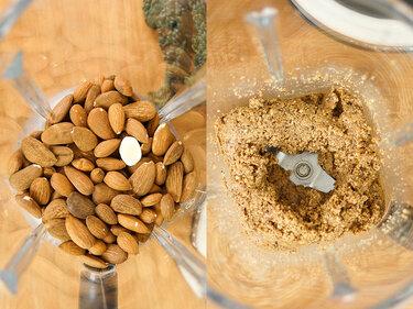 KitchenAid Hochleistungsstandmixer Artisan - Mandelmuszubereitung © Elle Republic
