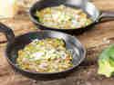 Low-Carb-Pancakes mit Zucchini