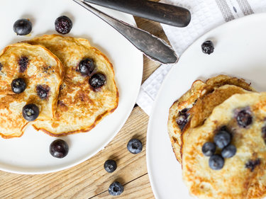 superfood s igkeit low carb pancakes mit quinoa. Black Bedroom Furniture Sets. Home Design Ideas