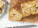 Banana Bread mit Bircher Müsli