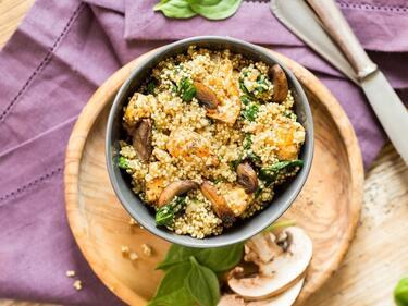 Quinoa rezepte huhnchen