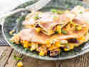 Heute vorbereiten, morgen genießen: Frühstücks-Quesadilla