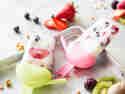 Joghurt am Stiel! Eiskalter Frühstücksgenuss