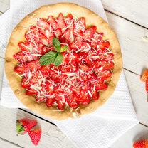 Erdbeertarte mit weißer Schokoladencreme_featured