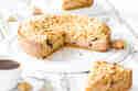 Streuselkuchen mit Amaretti und Ricotta